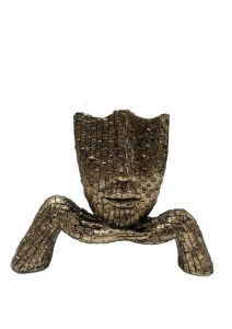 PARAS MAGIC THOUGHT MAN FACE SHOWPIECE(11x2.5x9 IN INCH)