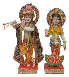 Paras Magic Radha Krishna(3.5x7x14.5)