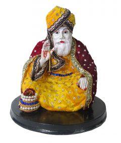 """Paras Magic Guru Nanak Idol(8x8x8.75"""")"""