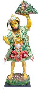 "Paras Magic Hanuman Ji(10.5X8.25X32.5"")"