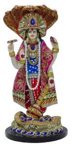 "Paras Magic Vishnu Idol(8X8X16.5"")"