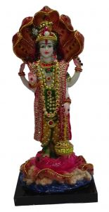 "Paras Magic Vishnu Idol1(5.5X5X13"")"