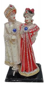 Paras Magic Couple Showpiece (5x3.5x9 inch)