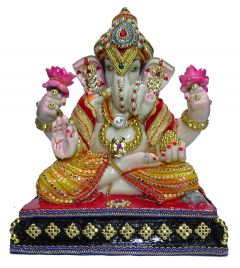 Paras Magic Mahadev Ganesh Ji(13X10.X16.5 inch)