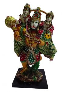 "Paras Magic Ram Laxman Hanuman Idol(7x6x15"")"