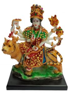 Paras Magic Durga Mata (6.75x4x8.25 inch)