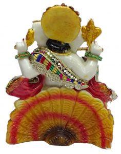 "Paras Magic Lord Ganesha Idol (6x4X8"")"