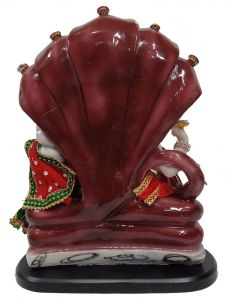 Paras Magic Vishnu Lakshmi Idol (9X4.X12.5  inch)