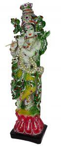 Paras Magic Beautiful Krishna Idol (7.25x6x27.5 inch)