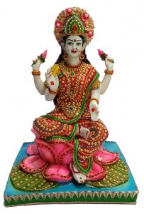 Paras Magic Laxmi JI (12.5x10.5x17.75 inch)