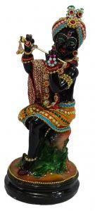 """Paras Magic Krishna Idol(5X5X12"""")"""