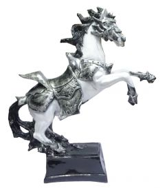 "Paras Magic Big White Horse(25.5X8X28.5"")"