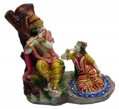 "Paras Magic Radha Krishna Ji(12X5X8.25 "")"