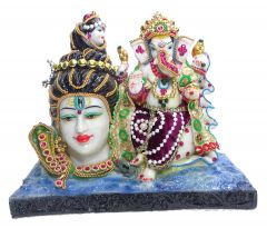 "Paras Magic Shiv Ganesh JI(9x5x8 "")"