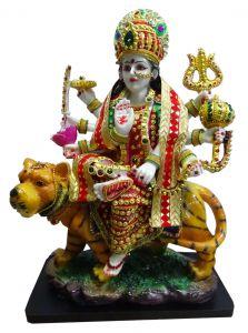 """Paras Magic Durga Mata Idol (12X5.5X16.5"""")"""
