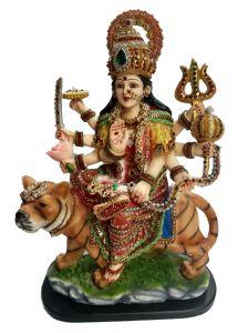 Paras Magic Durga Mata (12X5.5X16.5 inch)