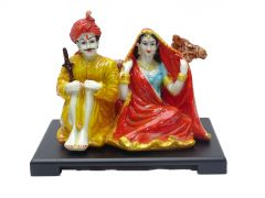 "Paras Magic Couple with Camel(7.87x6x7"") B"