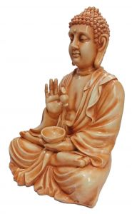 Paras Magic Buddha Idol(12x9x16.5 inch)
