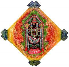 """Paras Magic Balaji Painting(21X21"""")"""