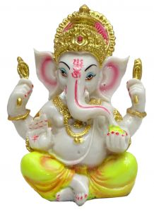 "Paras Magic Lord Ganesh Ji Idol Statue(5X3X5"")"