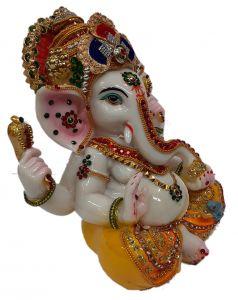 Paras Magic Ganesh Idol (8X4.75X9 inch)