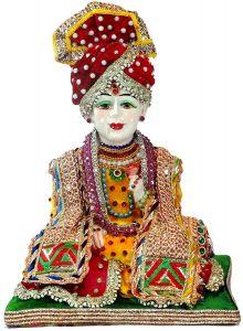 """Paras Magic Swami Narayan(5X5X9.5"""")"""