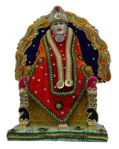 Paras Magic Sai Baba Ji (9X5.5X12 inch)