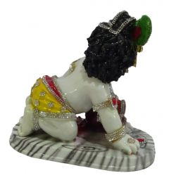"Paras Magic Makhan Chor Krishna(8X5X8"")"
