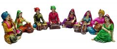 "Paras Magic Rajasthani Musical Set(17.75X4X6 "")"