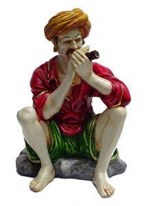 "Paras Magic Rajasthani Man(8X8X11"")"