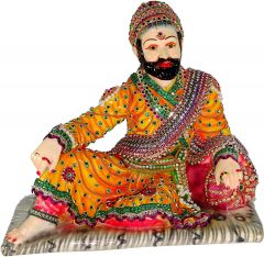 "Paras Magic Chattarpati Shiva G(15.5X8X13.5"")"
