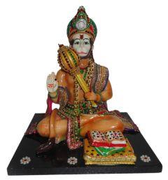 "Paras Magic Hanuman Idol1(11x8.66x11"")"