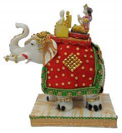 Paras Magic Jain Elephant (9x4x10 inch)