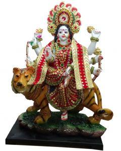 """Paras Magic Durga Mata Idol (10.5X5.5X15.5"""")"""