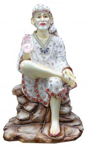 Paras Magic Sai Baba Ji (23.5x19.25x37 inch)