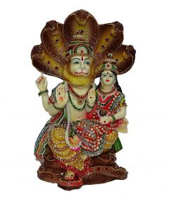 "Paras Magic Narsimha Idol(8X7.5X15.75"")"