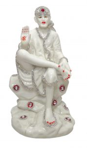 "Paras Magic Jarkan Sai Baba Idol(7.87x7x13.77"")"