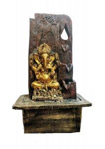 Paras Magic Ganesh Fountain (14x10x23)
