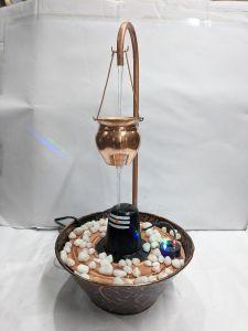 Paras Magic Shivling Fountain (9x9x16 in inch)