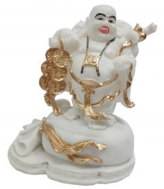 Paras Magic Laughing Buddha (9x6x10.25 inch