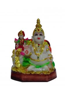 "Paras Magic Kuber Lakshmi Idol(5.25X3.25X6.25"")"