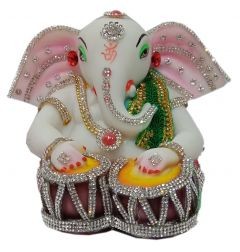Paras Magic tabla ganesh Ji (7.5x6x5 inch)