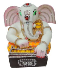Paras Magic Harmoniyam Ganesh Ji 01 (10x9.5x8 inch)