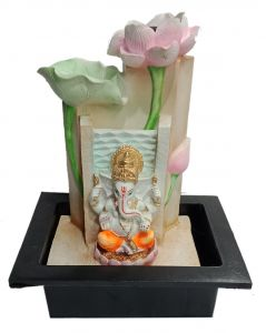 "Paras Magic Ganesh Fountain(12x9x15"")"