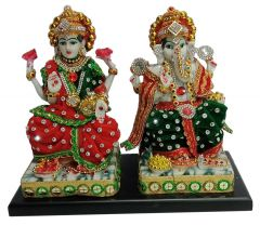 Paras Magic Laxmi Ganesh JI (10X5X7 inch)