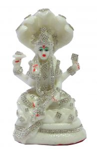 "Paras Magic Vishnu Idol(3.75X2.75X7"")"