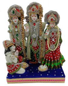 Paras Magic Ram Darbar (10x6x14 inch)