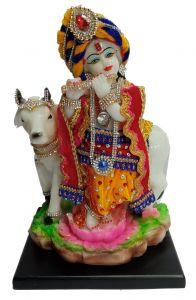 Paras Magic Krishna Ji (8X5X10.5 inch)