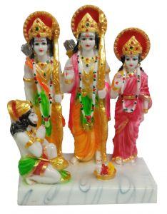 Paras Magic Ram Darbar Idol (10X6X14 inches)
