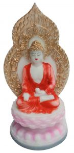 Paras Magic Buddha(4x3.5x7 inches)